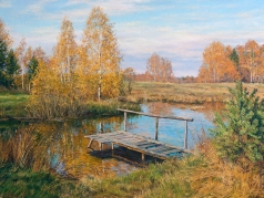 Брусилов С. А. Золотая осень
