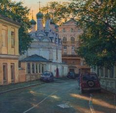 Брусилов С. А. Черниговский переулок