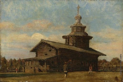 Верещагин В. В. Церковь