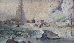 Ярцев Г. Ф. В кавказских горах