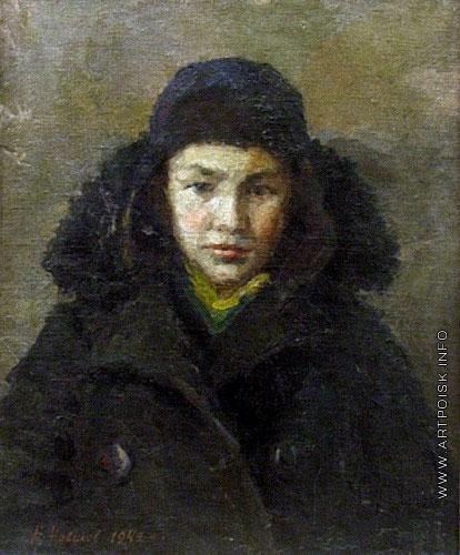 Новиков Н. Ф. Юра Куликов