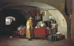 Янов А. С. Приказ в Москве