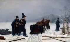 Наумов А. А. Дуэль Пушкина с Дантесом