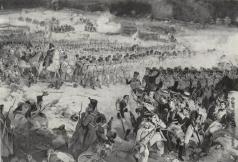 Виллевальде Б. П. Сражение при Гиссгюбеле 16 августа 1813