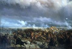Виллевальде Б. П. Сражение при Грахове 13 февраля 1831 года