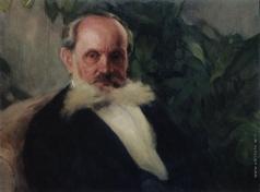 Грабарь И. Э. Портрет Э.И.Грабаря, отца художника