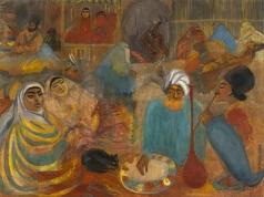 Сарьян М. С. Персия