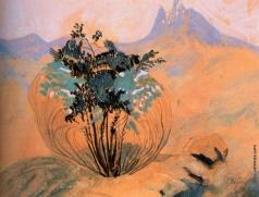 Сарьян М. С. Пейзаж. Гора Арагац