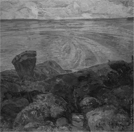 Вершигоров П. С. Баренцево море