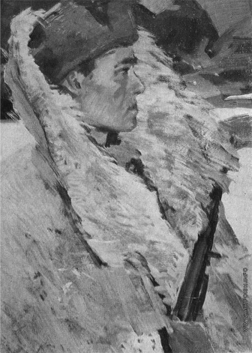Вершигоров П. С. Часовой