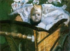 Врубель М. А. Портрет сына
