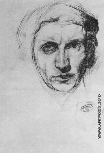 Врубель М. А. Автопортрет