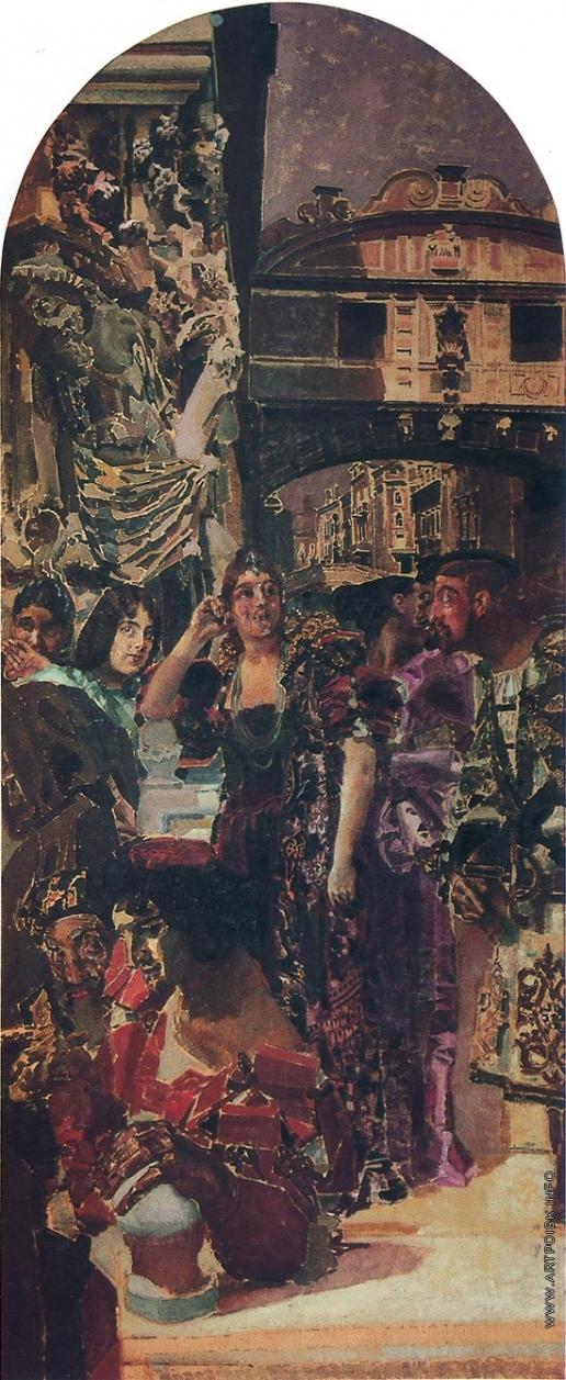 Врубель М. А. Венеция