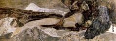 Врубель М. А. Летящий Демон
