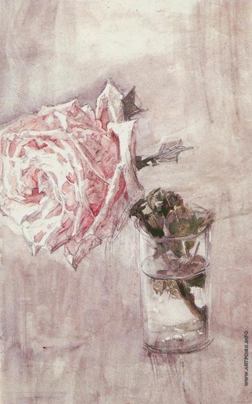 Врубель М. А. Роза