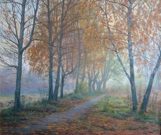 Брусилов С. А. Дорога в туман