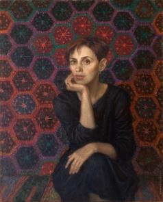 Муллин В. Е. Бабушкин ковер.Таня