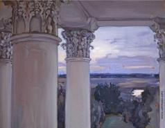 Якунчикова М. В. Из окна старого дома. Введенское
