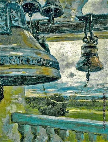 Якунчикова М. В. С колокольни Саввино-Сторожевского монастыря