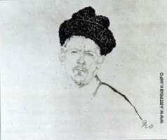 Малявин Ф. А. Автопортрет