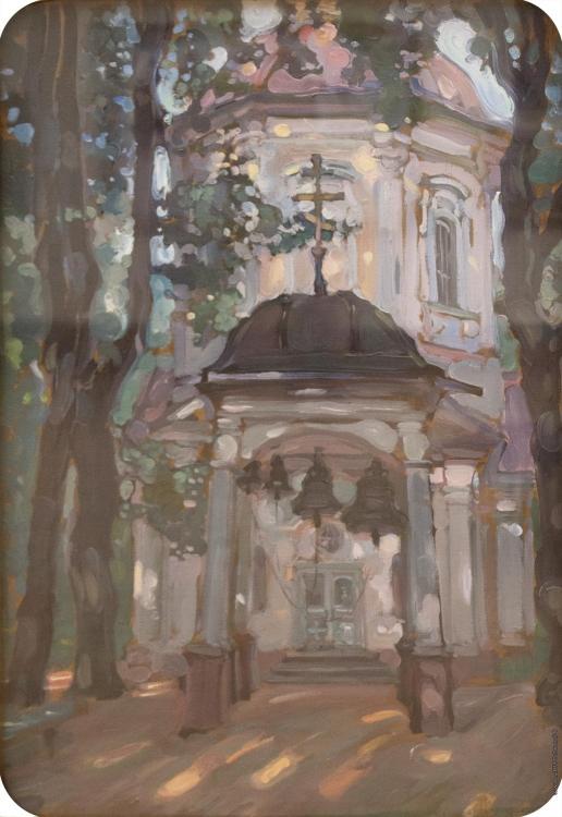 Якунчикова М. В. Церковь старой усадьбы в Черемушках