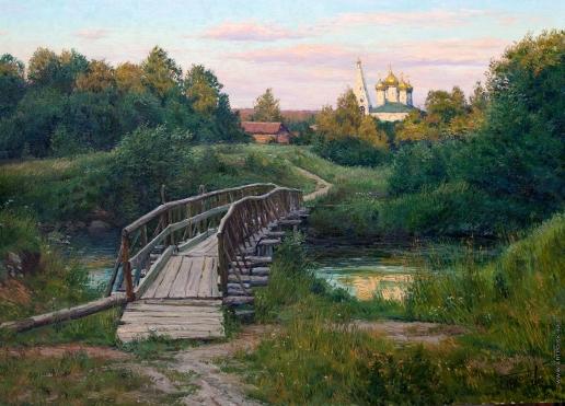 Брусилов С. А. Уголок старины