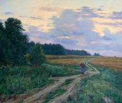 Брусилов С. А. Через поле