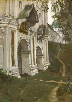 Якунчикова М. В. Монастырские ворота