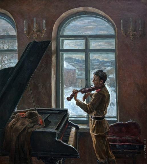 Брусилов С. А. Последняя мелодия
